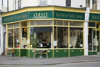 The Oasis Cafe Photograph